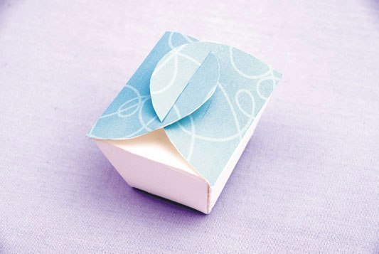 Упаковка для подарков гостям