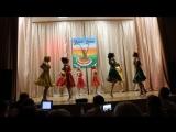 Мисс лето 2018. Русский народный танец