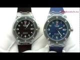 Обзор мужских часов Le Temps Octopus Gent LT1073.01BR01 и LT1073.03BR03
