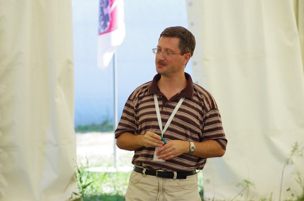 Р.Г. Мельниченко на форуме Волга 2013