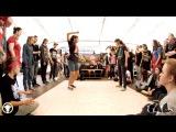 | Awesome Battle | 31.08.13 | Hip-Hop Beg | Dmitrieva Ksyusha vs Pumponchik Ksu |