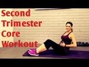 2nd Trimester Prenatal Core WorkoutGood for 1st or 3rd Trimester, too!