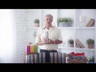 TEAvitalI - изысканная коллекция чайных напитков
