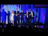 The Alzheimer's Association's 19th Annual A Night At Sardi's TBBT Cast Performance