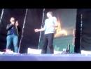 Трюки с 2 гривнями или же очередная неудача с монеткой ( Bryan Dechart QA session at Comic Con Ukraine) День второй