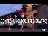 CONTEO (uno, dos, tres, cuatro) - Don Omar, Daddy Yankee. Reggaeton by Anna Volkova.