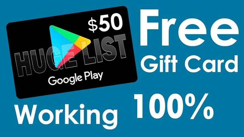 How To Get Free Redeem Codes For Google Play Store *REal Way Free$50* kode redeem google play gratis