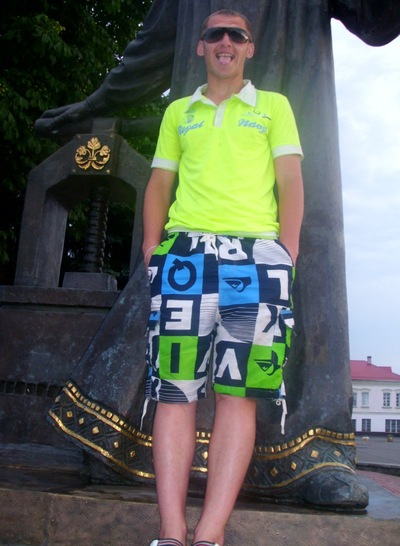 Саша Мерзлов, 12 августа 1990, Могилев, id154931571
