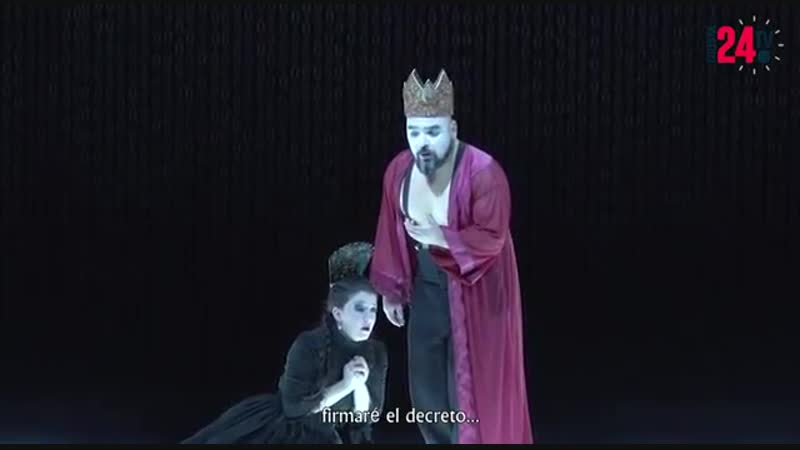Alzira - Giuseppe Verdi (Gran Teatro Nacional - Lima, Peru; 2018)