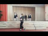 Конкурс иностранной песни в третьей школе, live