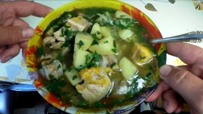 Рыбный суп , очень просто, и очень вкусно, принципы приготовления.