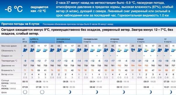 Погода в москве на завтра самый точный прогноз