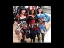 Pirates cowgirls