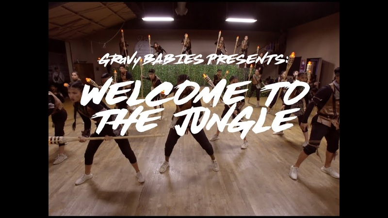 Gravy Babies Presents Welcome to the Jungle Body Rock Jrs 2018 Friends Family Preview Night