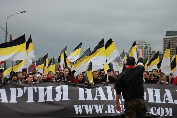 Началась Подготовка к Русскому Маршу 2013