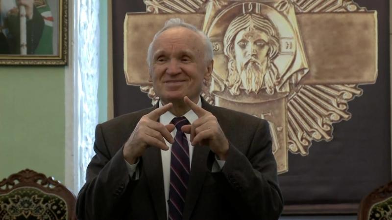 Огласительная беседа (МДА, 2014.01.25) — Осипов А.И.