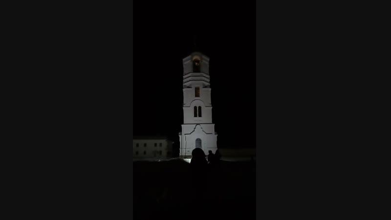 🌟Рождество в Свято-Троицком Александро Свирском мужском монастыре. 2019 год . ✨