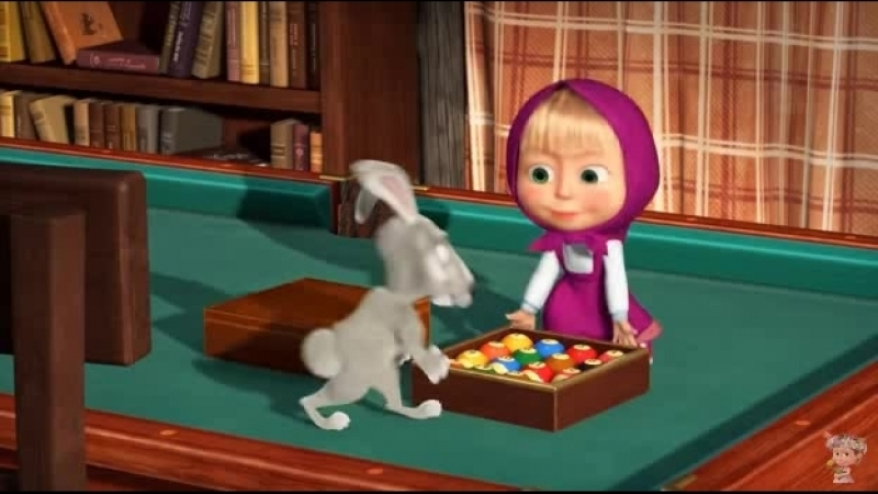Шарики и кубики (72 серия)