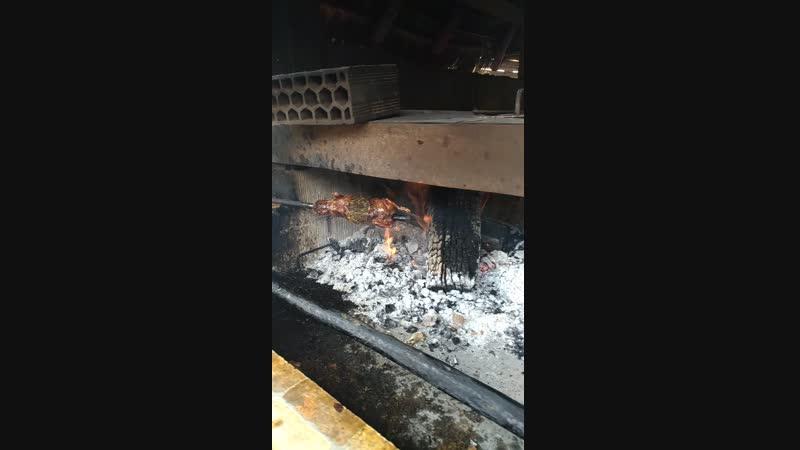 Приготовления перуанской свинки (куй)