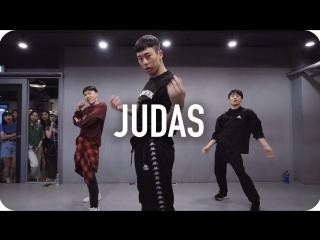 1Million dance studio Judas - Lady Gaga / Gosh Choreography