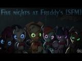 Пони. Пять ночей с Фредди.