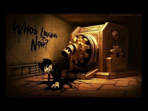 Bendy and the Ink Machine: Чернильная машина ужаса!
