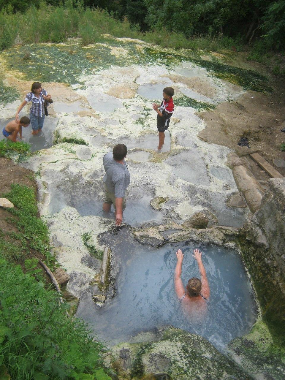 народная минеральная ванна в Пятигорске