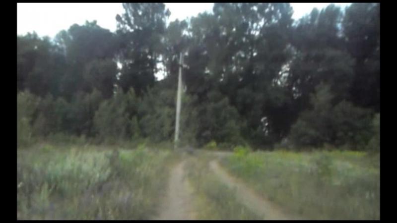 120 км (Горловка-Нижняя Крынка-Озеро Медвежка-Ханженковское Водохранилище-Горловка) на 40-кг веле за 1 день (13.06.2018)