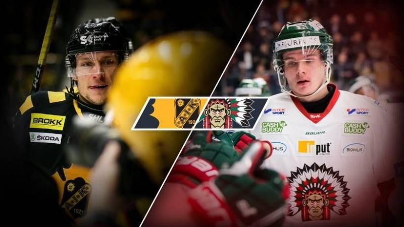 Skellefteå AIK Frölunda HC 2018 02 08