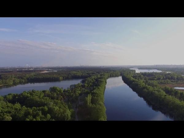 Липецк Силикатные озера река Воронеж высота 300-500 метров