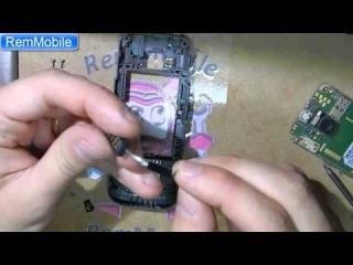 Как заменить самостоятельно корпус на Nokia c5-00