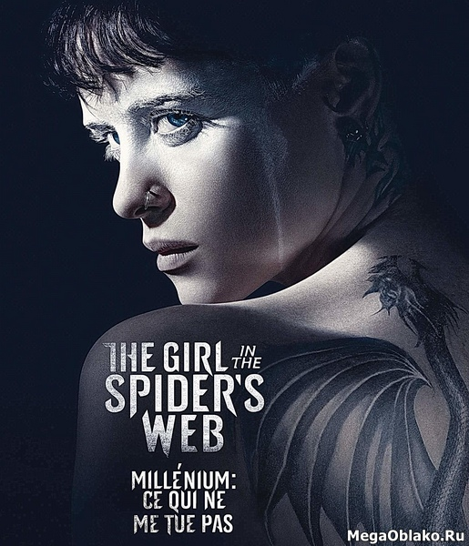 Девушка, которая застряла в паутине / The Girl in the Spider's Web (2018/WEB-DL/WEB-DLRip)