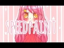 Paint Tool SAI Speedpaint My OC Nani