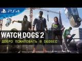 Watch Dogs 2 - ДОБРО ПОЖАЛОВАТЬ В DEDSEC [RU]
