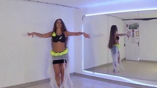 Latin Tabla - Isabella Belly Dance HD
