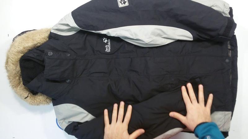 1898 Puffa W (15 kg) 2пак - куртки зима Англия