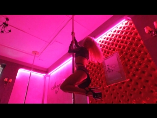 Exotic Pole Dance | Miss Diana