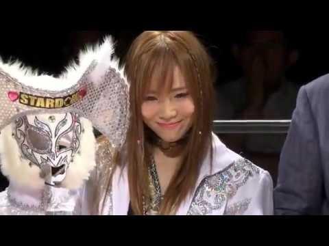 Io Shirai AZM HZK Vs kairi Hojo(NXT's Kairi Sane) Konami Hiromi Mimura