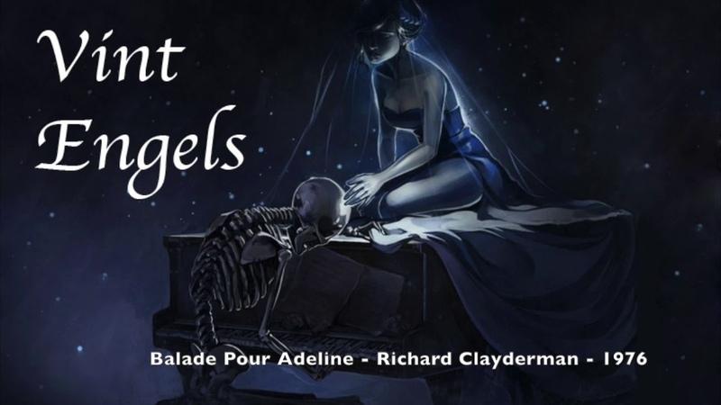 Vint Engels Balade Pour Adeline Richard Clayderman 1976