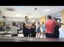 САЛЬСА И БАЧАТА в Зеленограде, занятие с Олей Барановой