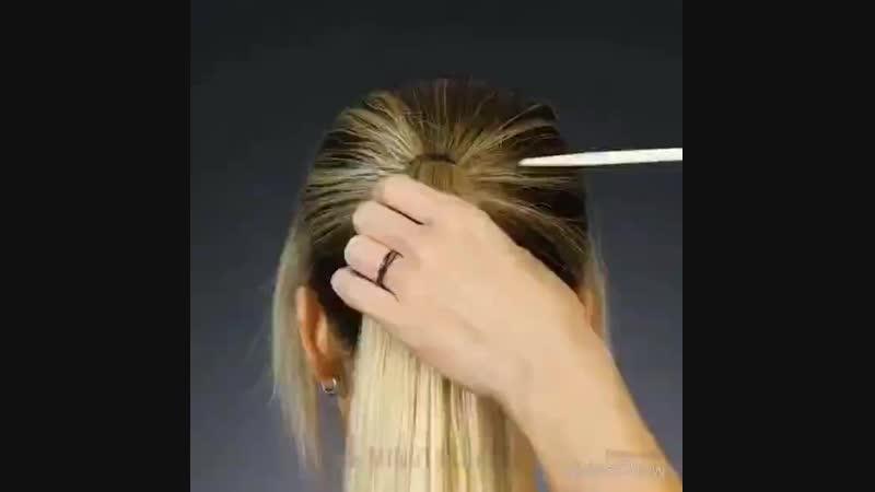 Идеальные трюки для волос