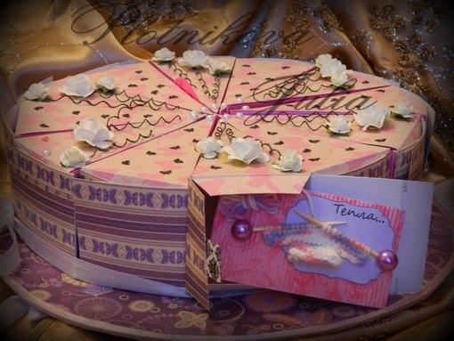 Подарок на свадьбу торт пожеланий