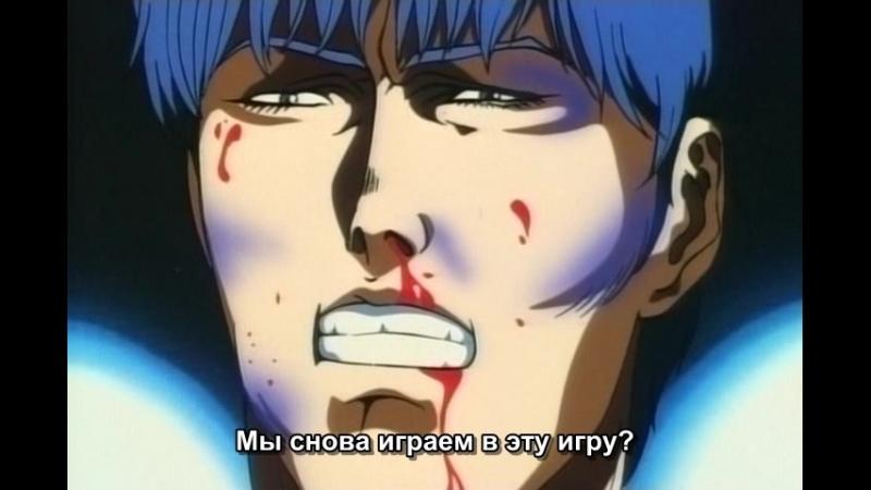 Ангел полицейский 1989 Angel Cop The Disfigured City orginal sub rus Episode 2