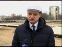 В Дзержинском районе Ярославле завершается первый этап строительства крупного ФОКа