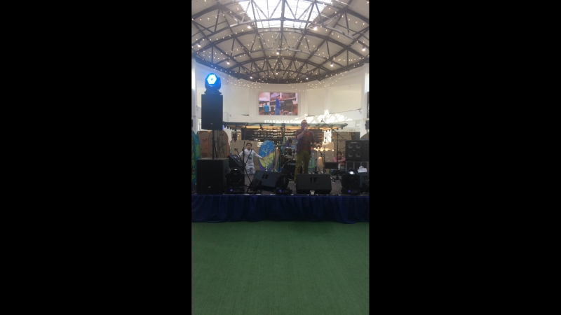 Торговый комплекс Космопорт (Самара) — Live