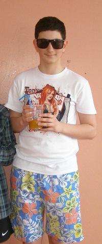 Егор Плахотич, 8 июля , Новосибирск, id63502346