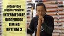 Intermediate Didgeridoo Timing Rhythm 3 - Didgeridoo Lesson Preview