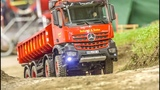 RC Trucks onroad and offroad! Mercedes! Scania!