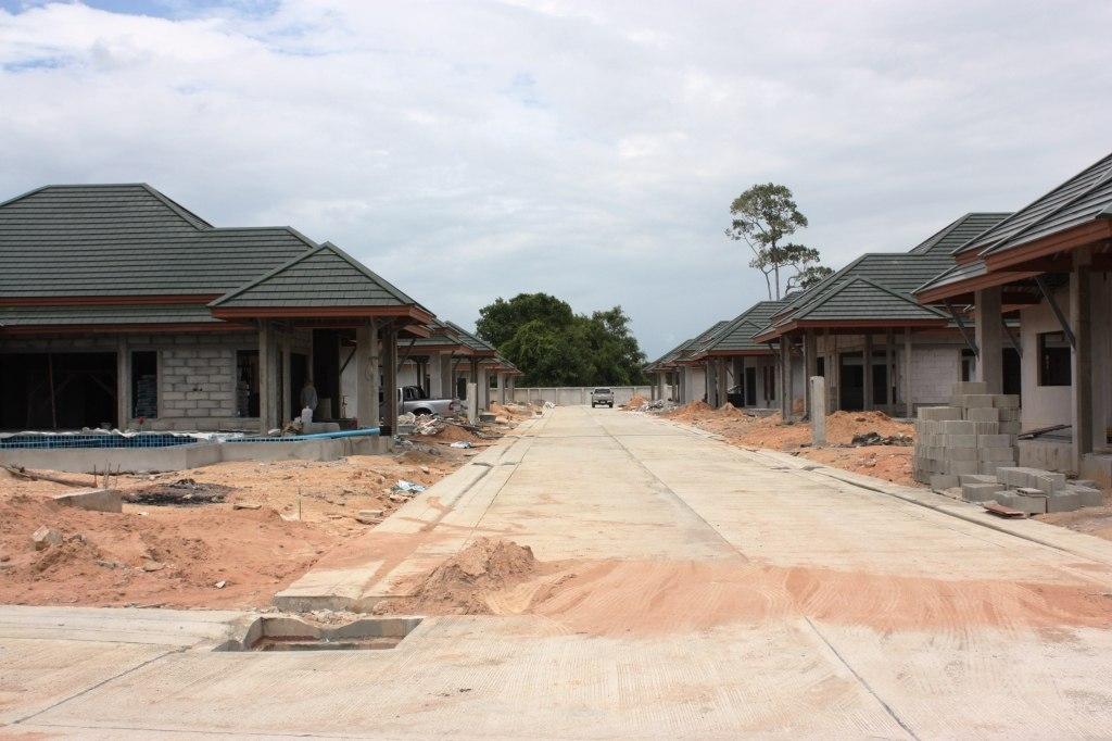 Новости строительства. Часть 5 - Baan Dusit Pattaya Hill