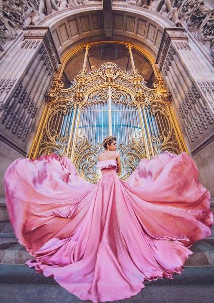 Прекраснные и сюрреалистичные фотосессии Кристины Макеевой